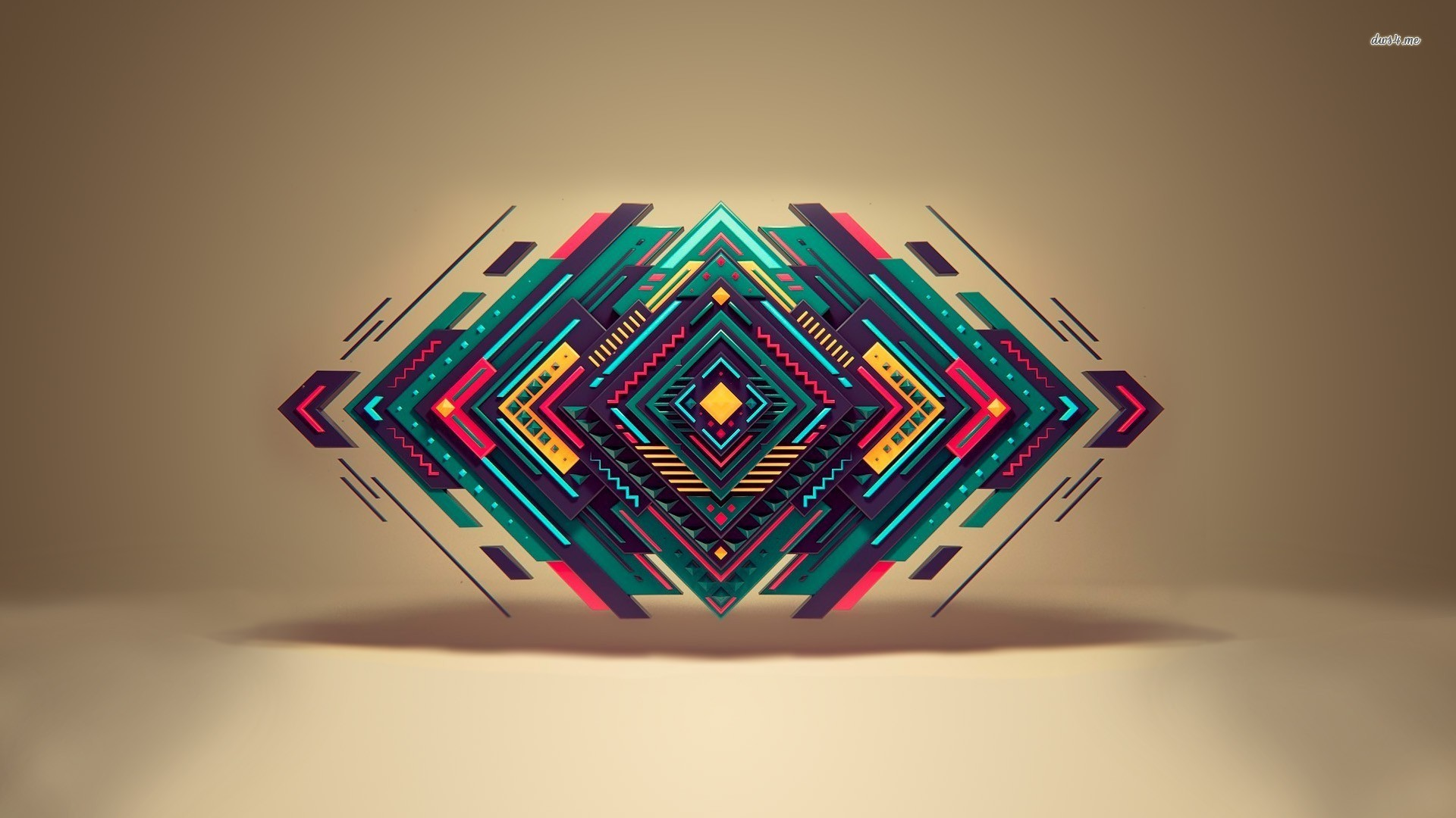 28 Geometric Wallpaper Pictures