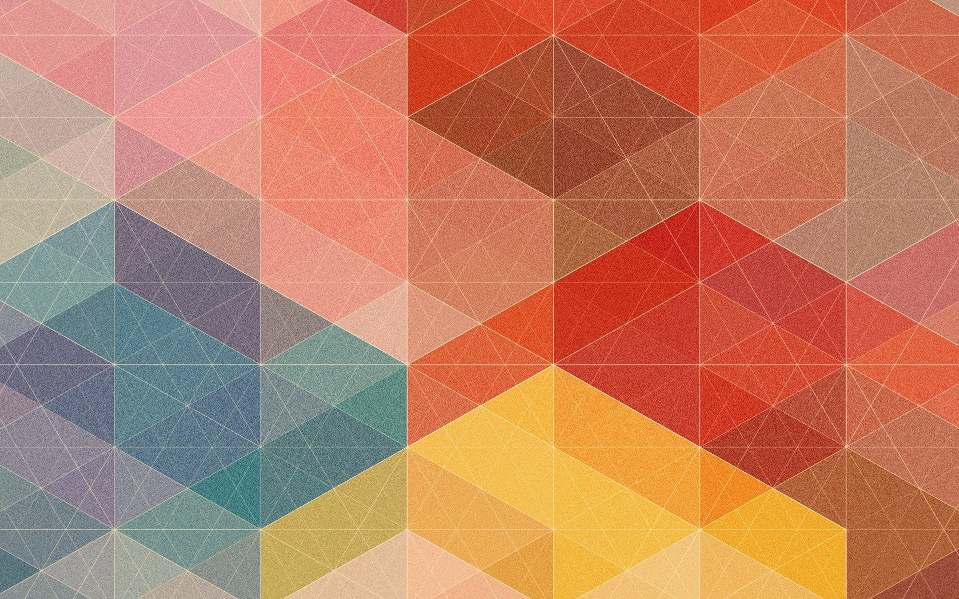 geometric wallpaper