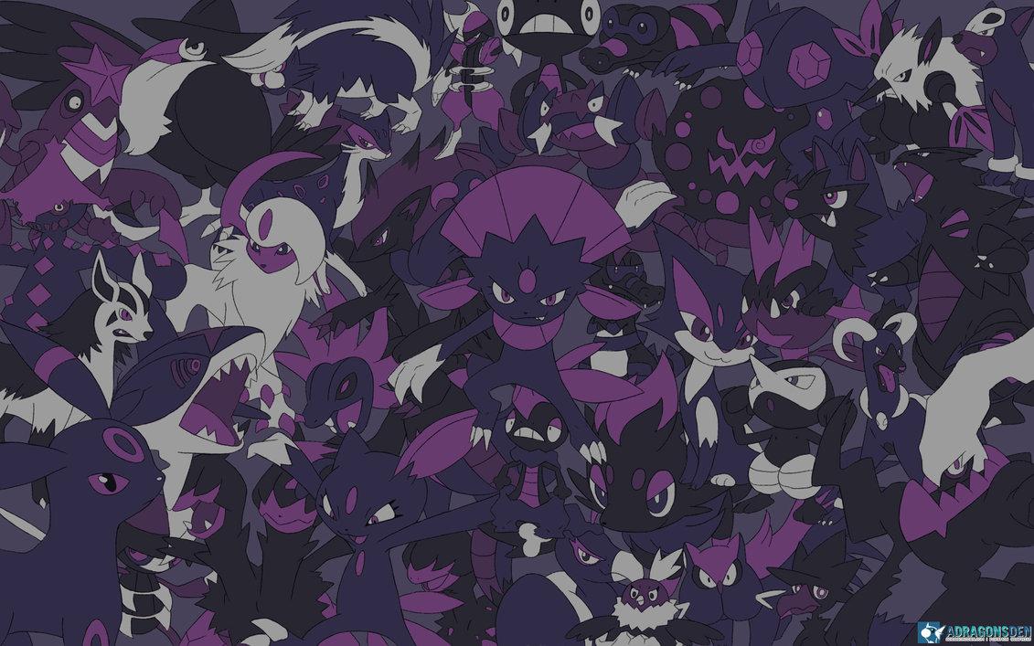 Ghost Pokemon Wallpaper Group (66+)
