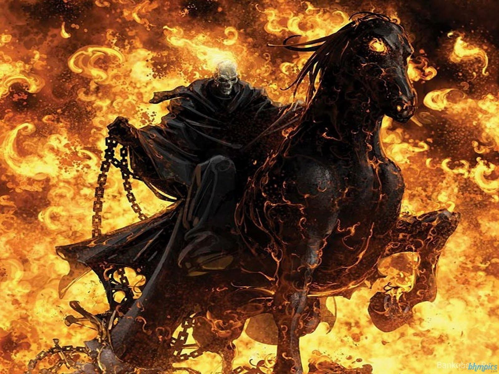 Ghost Rider Wallpapers Download Group (68+)
