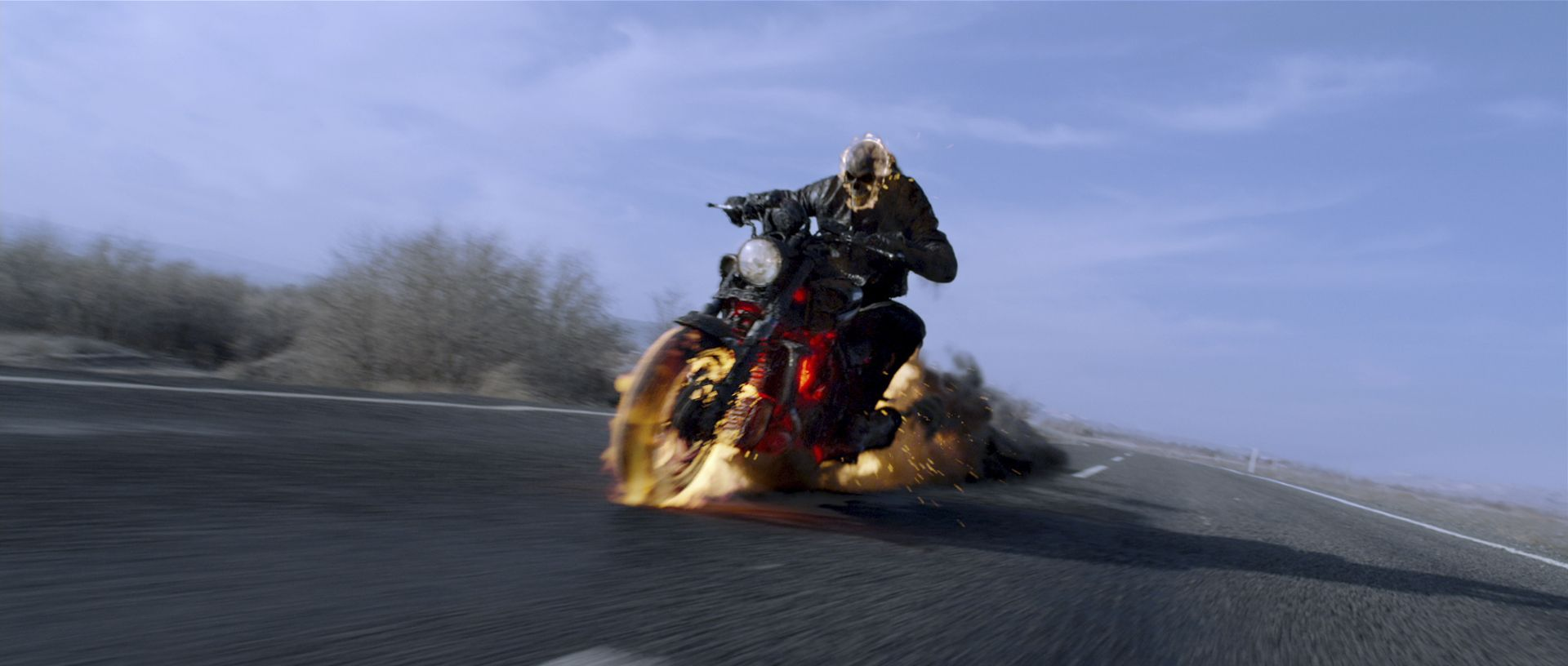ghost rider 2 wallpapers - sf wallpaper