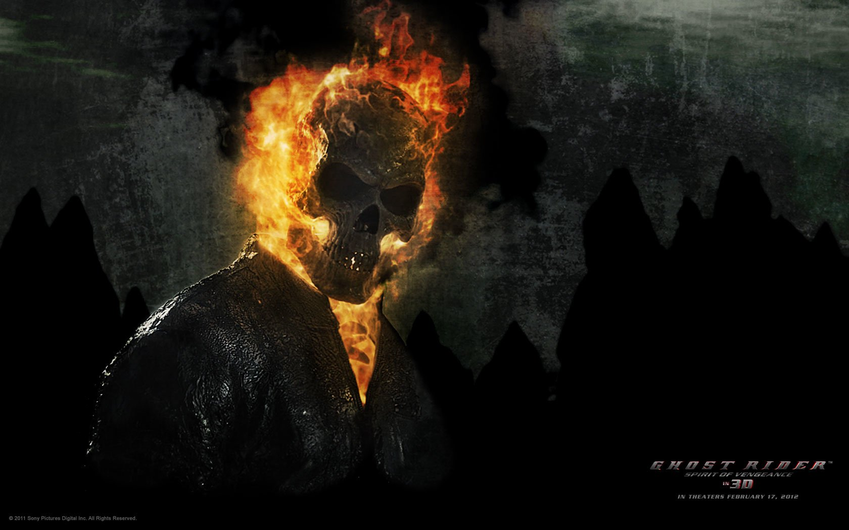 29 Ghost Rider: Spirit Of Vengeance HD Wallpapers   Backgrounds