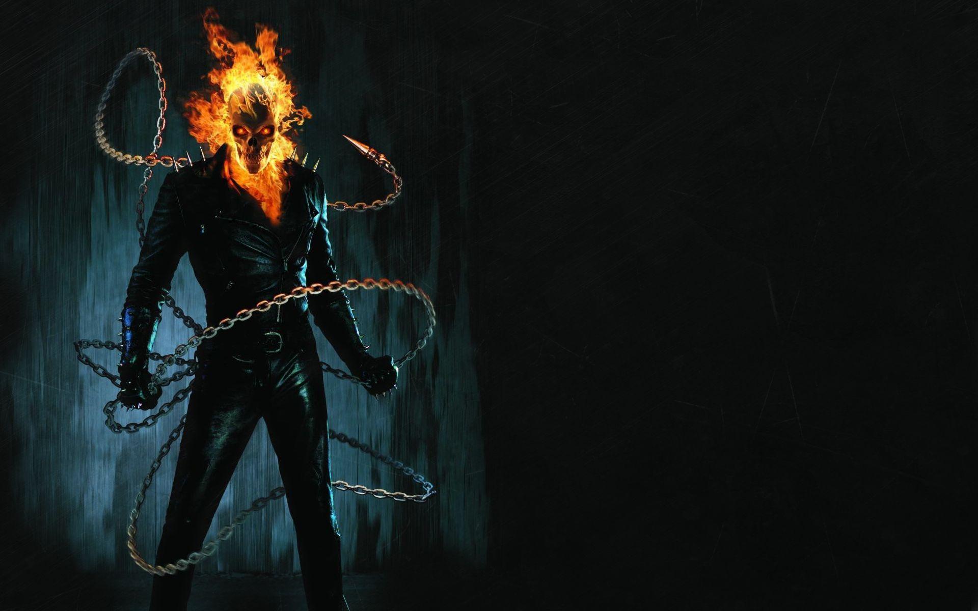 Ghost Rider Desktop Wallpaper - WallpaperSafari