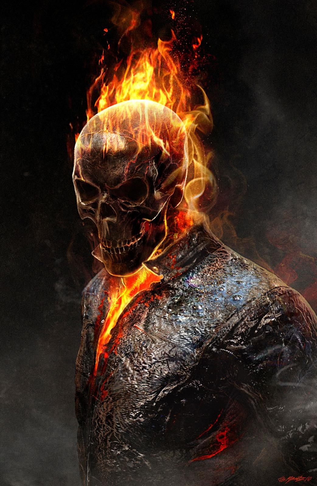 Ghost Rider HD Wallpapers - WallpaperSafari