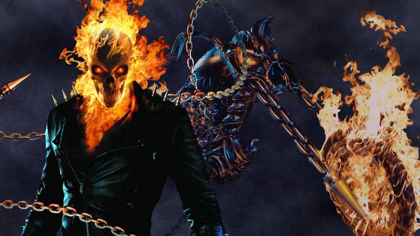 15 Ghost Rider HD Wallpapers   Backgrounds - Wallpaper Abyss