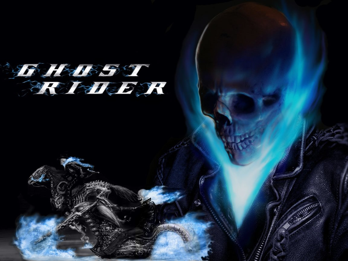 132 Ghost Rider HD Wallpapers | Backgrounds - Wallpaper Abyss