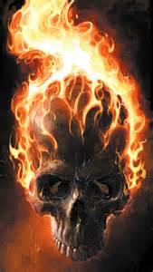 Ghost Skull Wallpaper - Wallpapers Kid