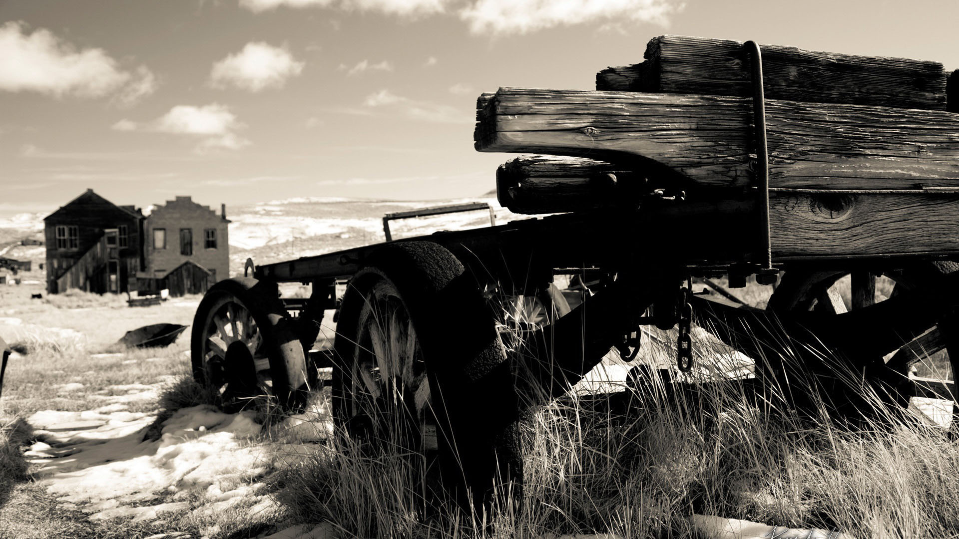Bodie Ghost Town-2 1920x1080 Wallpapers,California 1920x1080