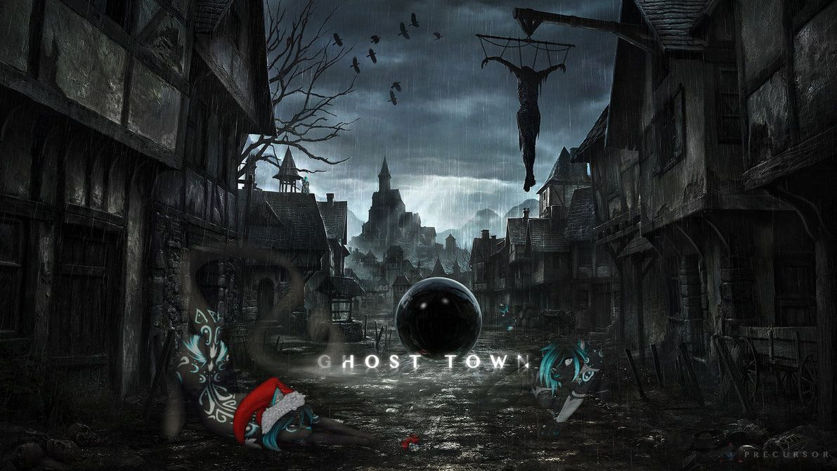 Ghost Town Wallpapers Group (76+)