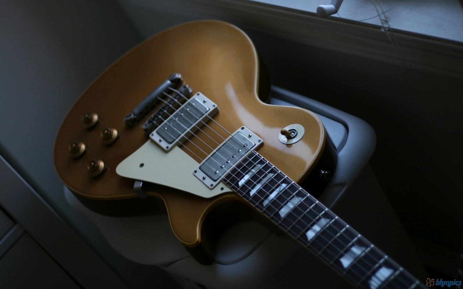 Gibson Guitar Wallpaper HD - WallpaperSafari