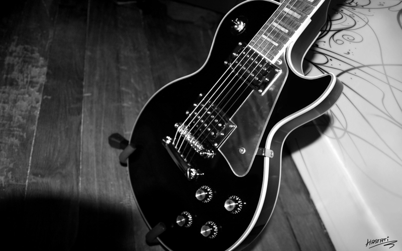 Gibson Guitar Wallpapers Free - WallpaperSafari