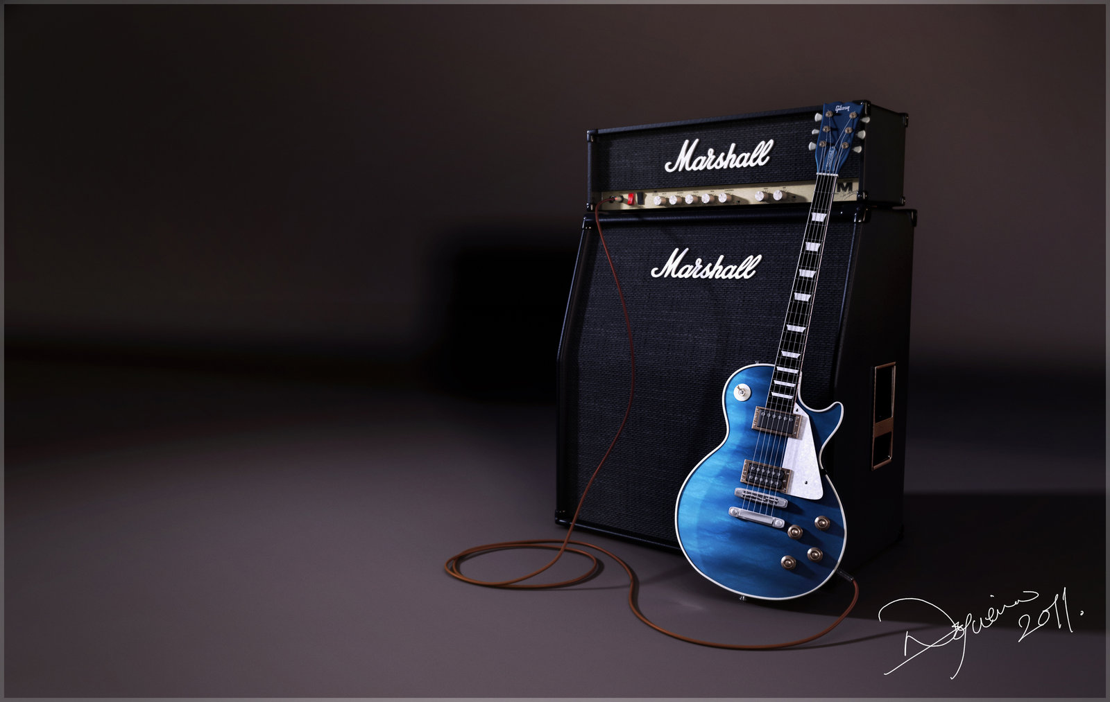 Gibson Guitar Wallpaper HD - WallpaperSafari