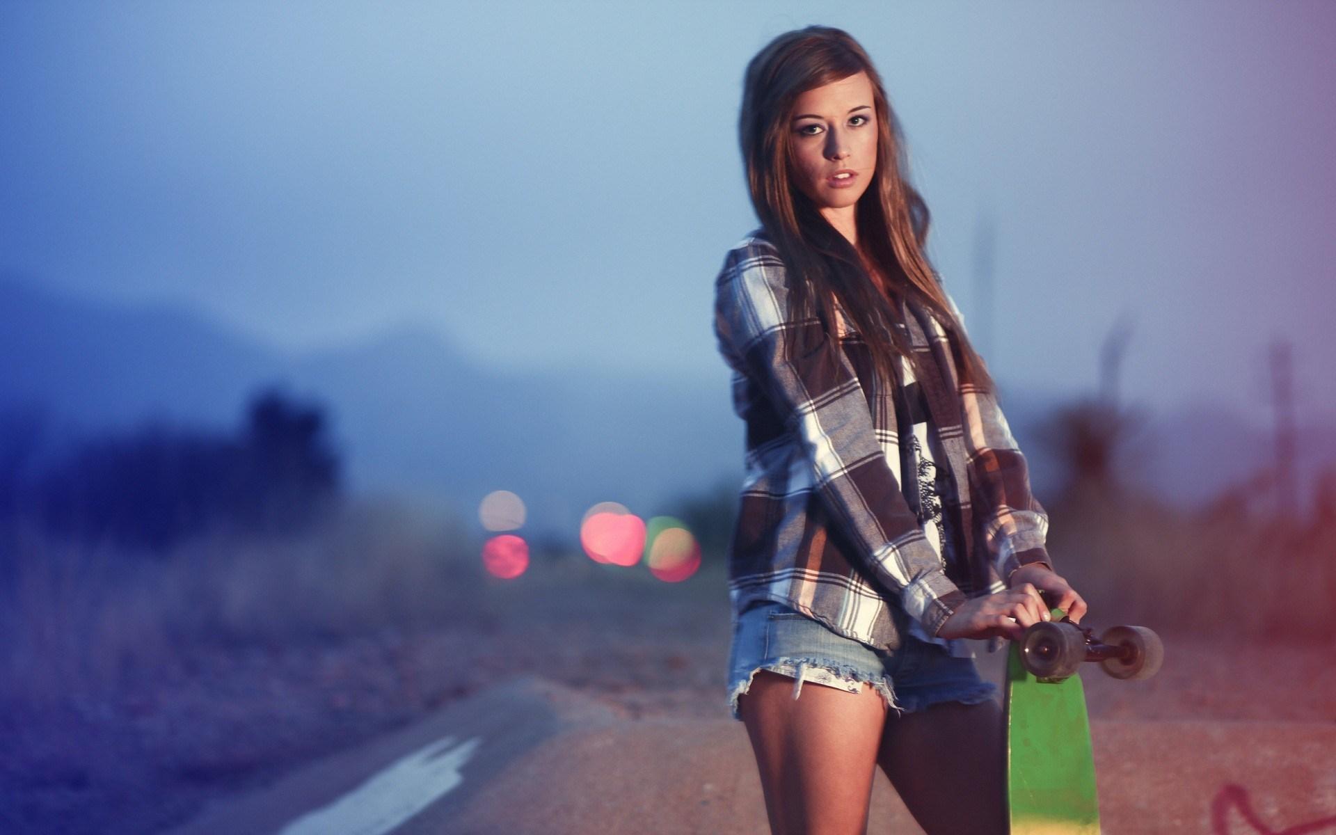 Girl Skateboarding Wallpaper Jpg 5244 skateboarder girl ... src