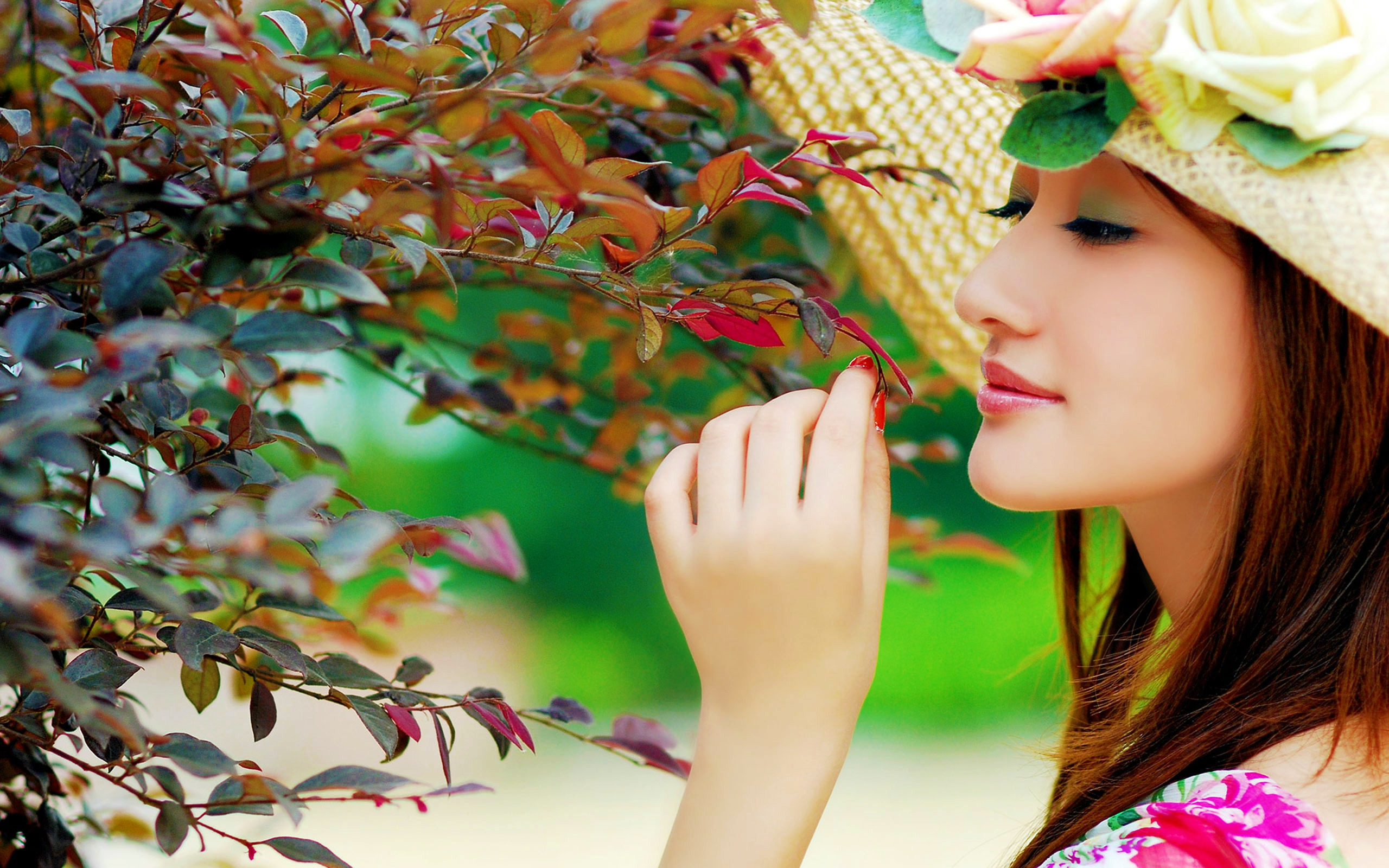 Download Exclusive Beautiful Lovely Girls Wallpaper | Full HD