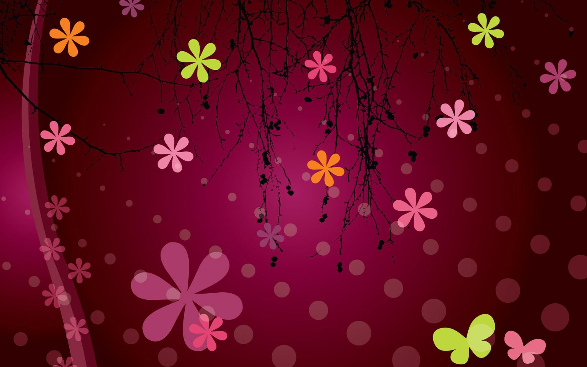 Girly backgrounds desktop | PixelsTalk Net