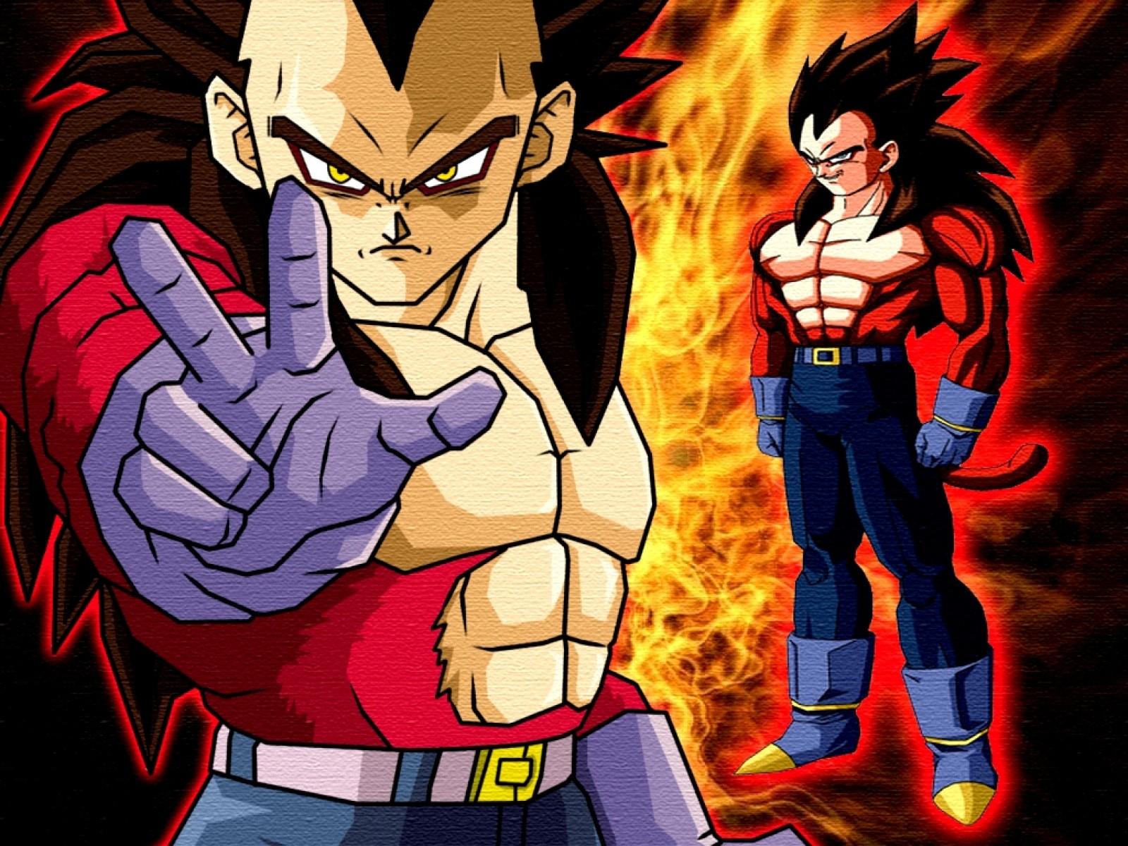 Goku Super Saiyan 4 Hd Wallpaper Sf Wallpaper
