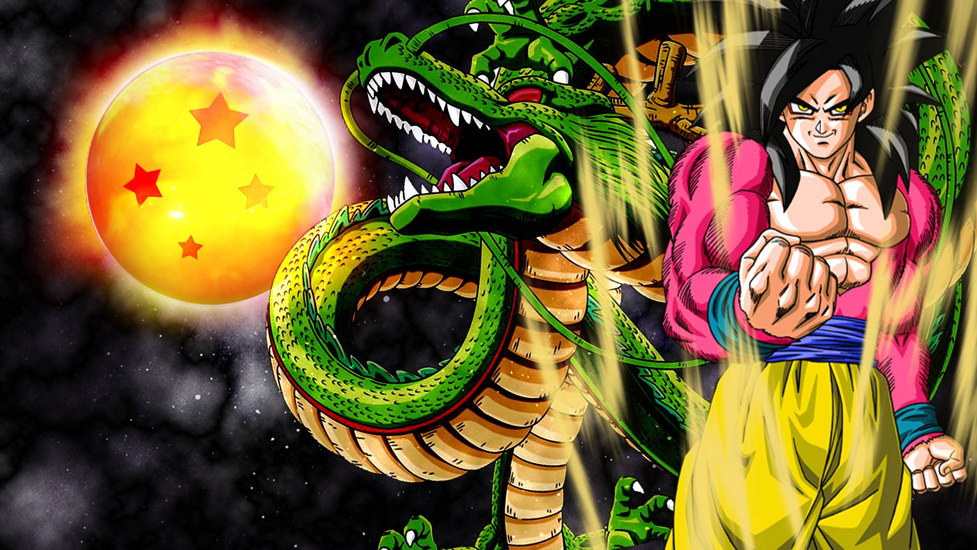 Wonderful Wallpaper Naruto Dbz - goku-super-saiyan-4-hd-wallpaper-30  Pictures_842690.jpg