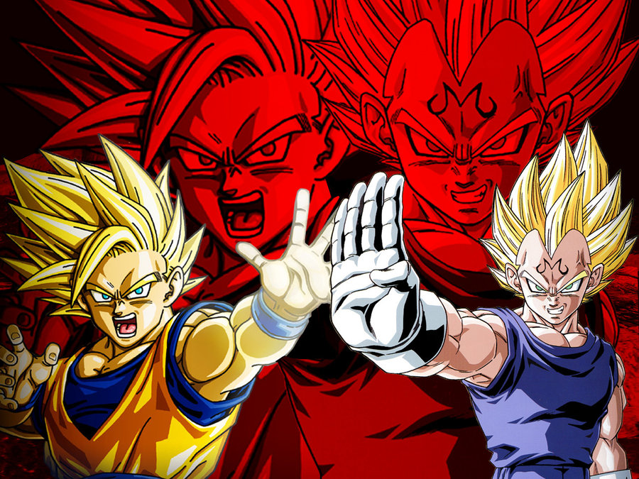 Goku Vs Vegeta Wallpaper Sf Wallpaper