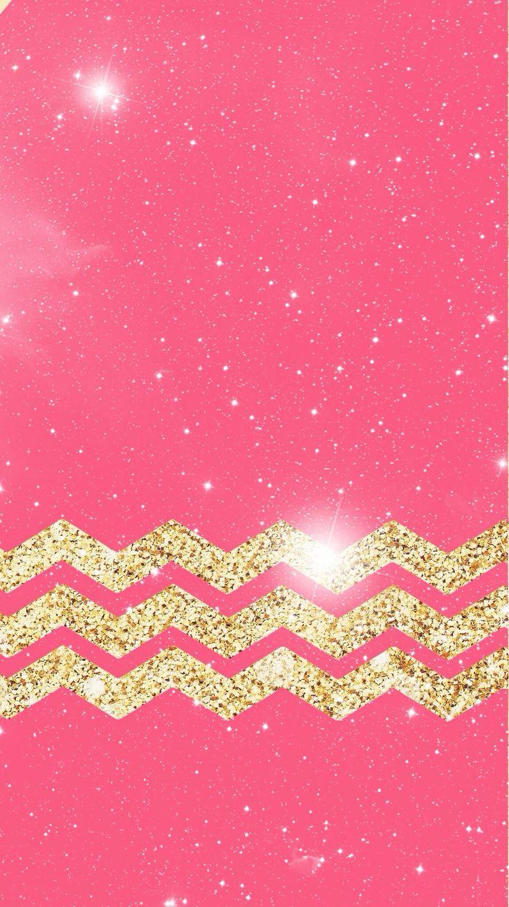 1000+ ideas about Pink Chevron Wallpaper on Pinterest | Chevron