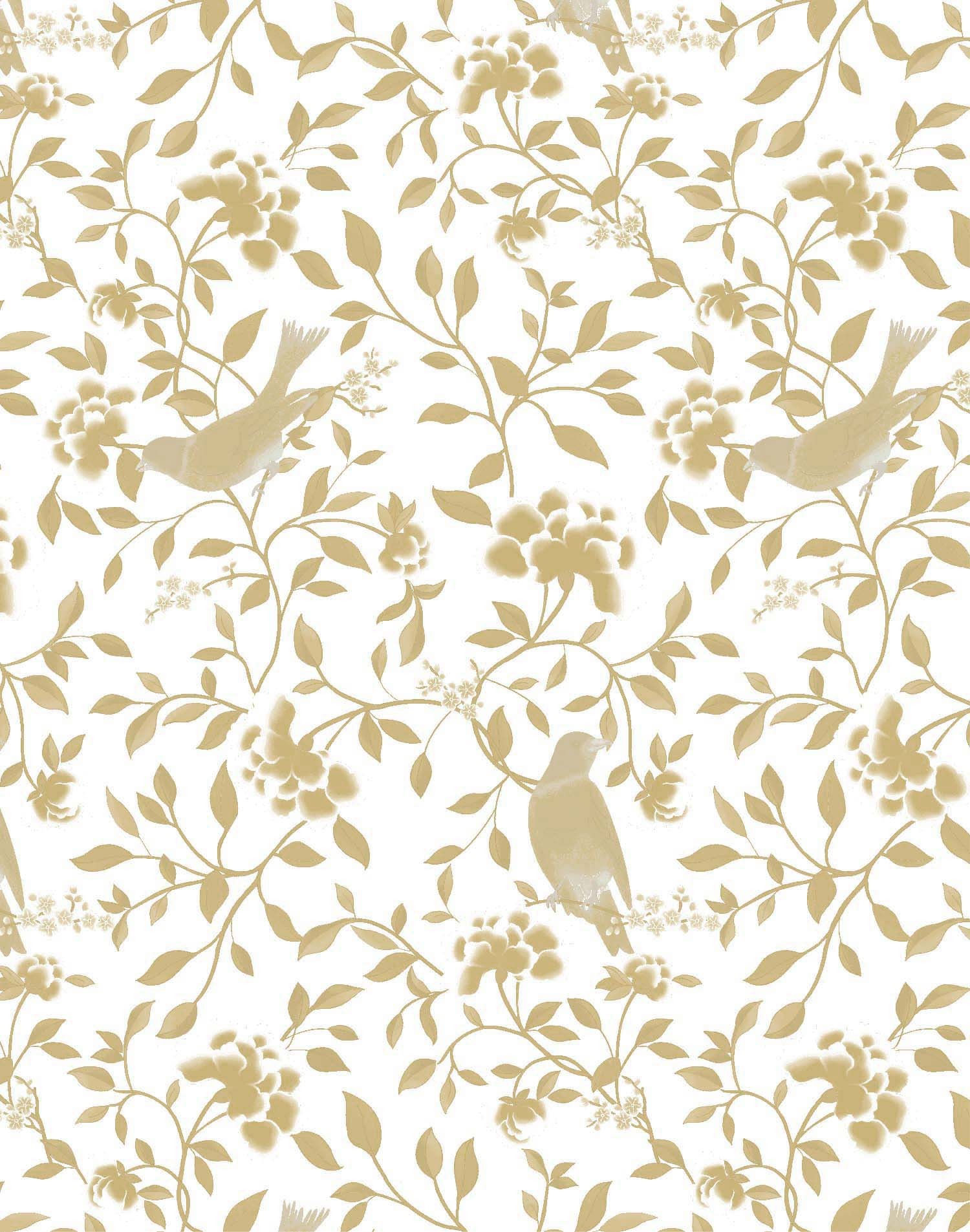 Gold And White Wallpapers Group (40+)