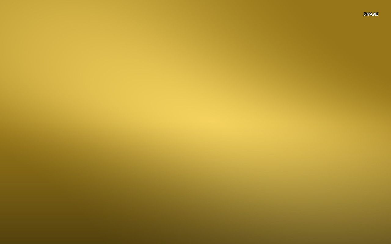 Gold colour background - SF Wallpaper