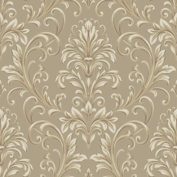 gold damask wallpaper HD