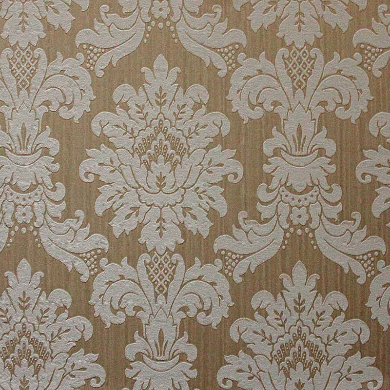 Gold Damask Wallpaper – Free wallpaper download