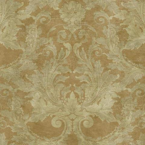 Modern Damask Wallpaper Patterns & Designs | Burke Décor – BURKE DECOR