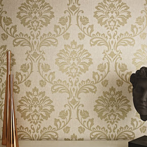 Damask Wallpaper | Wallpaper Modern Design