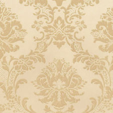 Victorian Damask Wallpaper | eBay