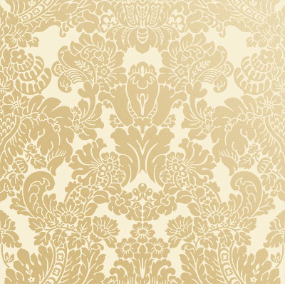 Collection of Gold Damask Wallpaper on HDWallpapers
