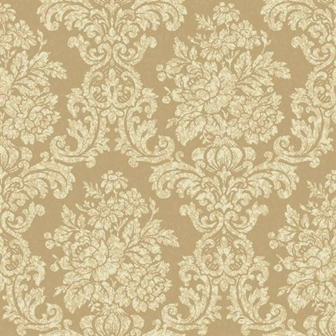 17+ ideas about Gold Damask Wallpaper on Pinterest | Damask