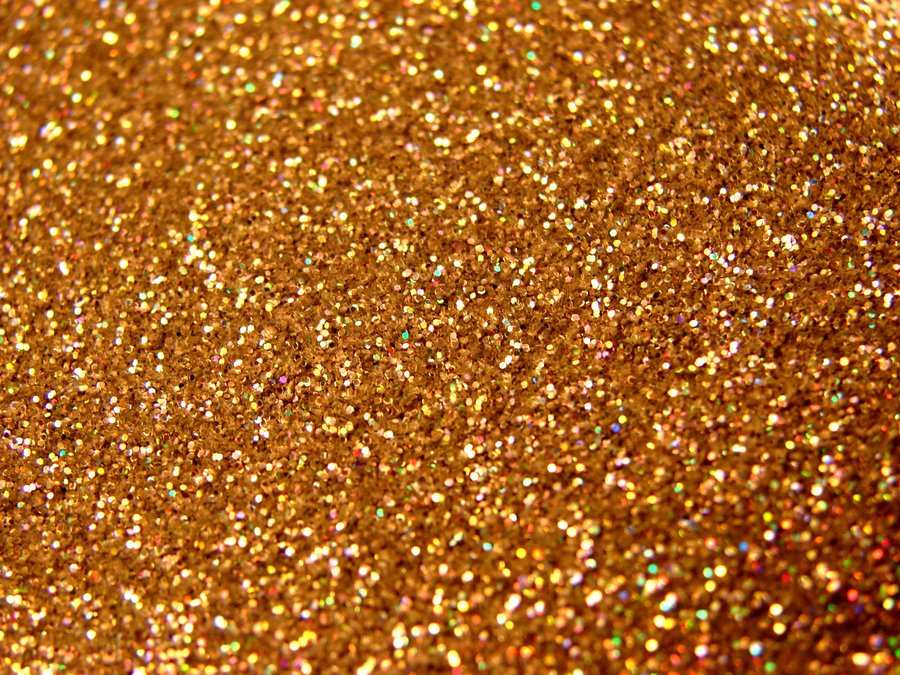 Gold Glitter Wallpaper Page 1