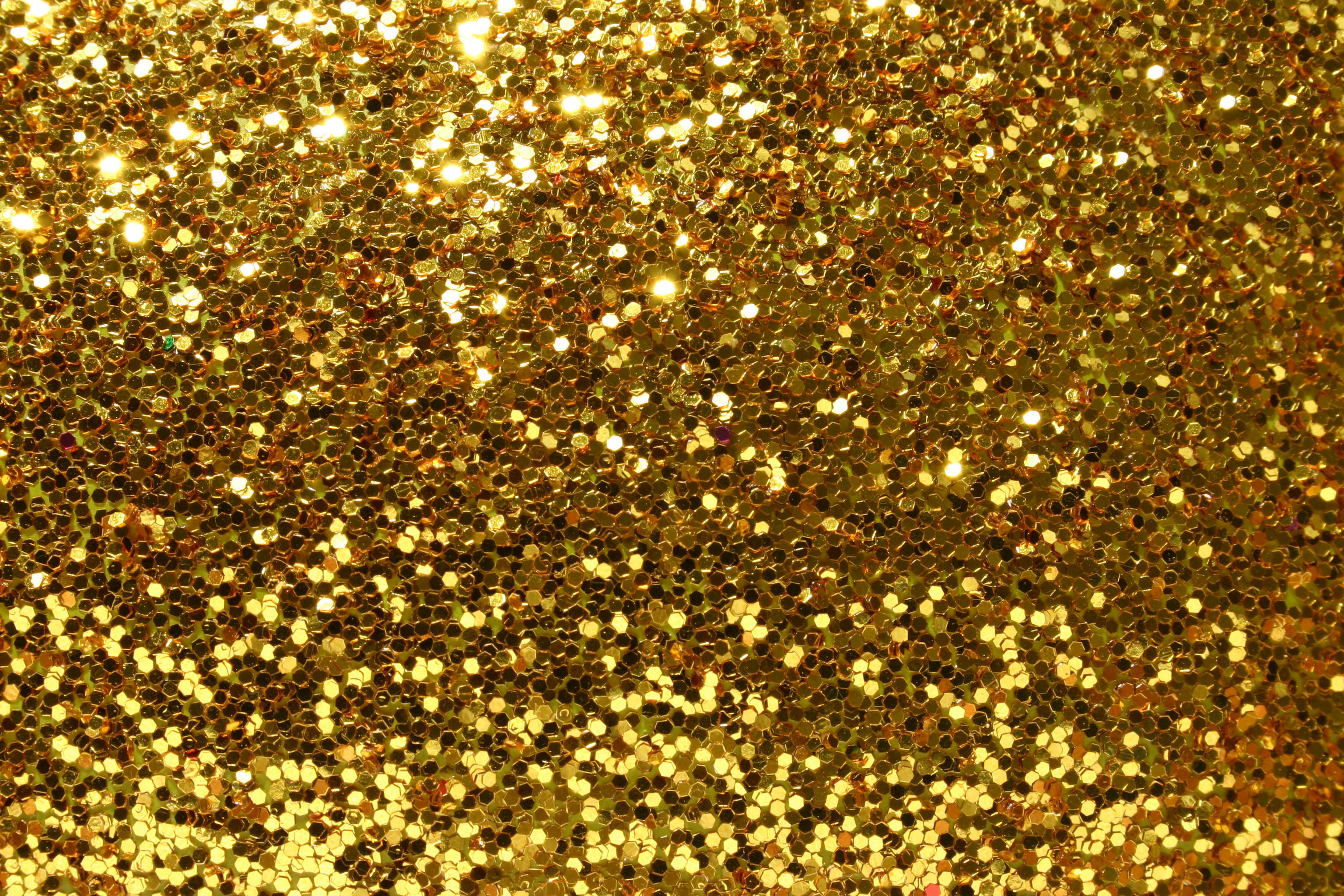 Gold Glitter Wallpapers, Best Gold Glitter Images - Stunning