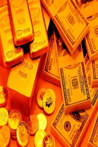 Gold And Money Live Wallpaper Download