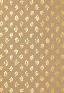 METALLIC GOLD LEAF WALLPAPER | Pattern and color ♦ | Pinterest