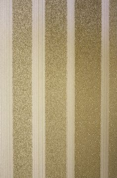 cream and gold striped wallpaper |     about Stripe Striped