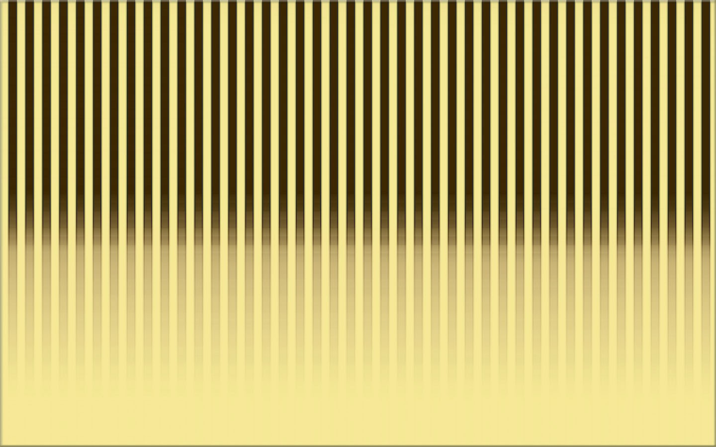 Gold Striped Wallpaper