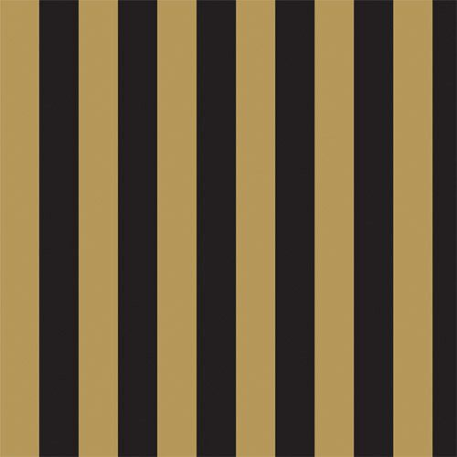 black and gold paper | Gold & Black Stripe Wallpaper | Theres