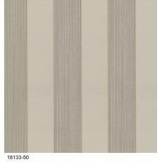 Beige Gold Stripe Wallpaper