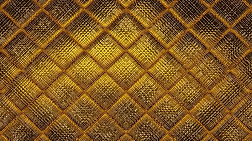 Gold Abstract Texture HD Wallpaper - WallpaperFX