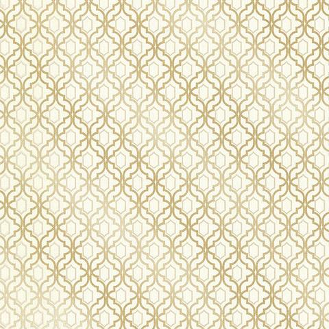 Elegant Gold Wallpaper Patterns & Designs | Burke Décor – BURKE DECOR