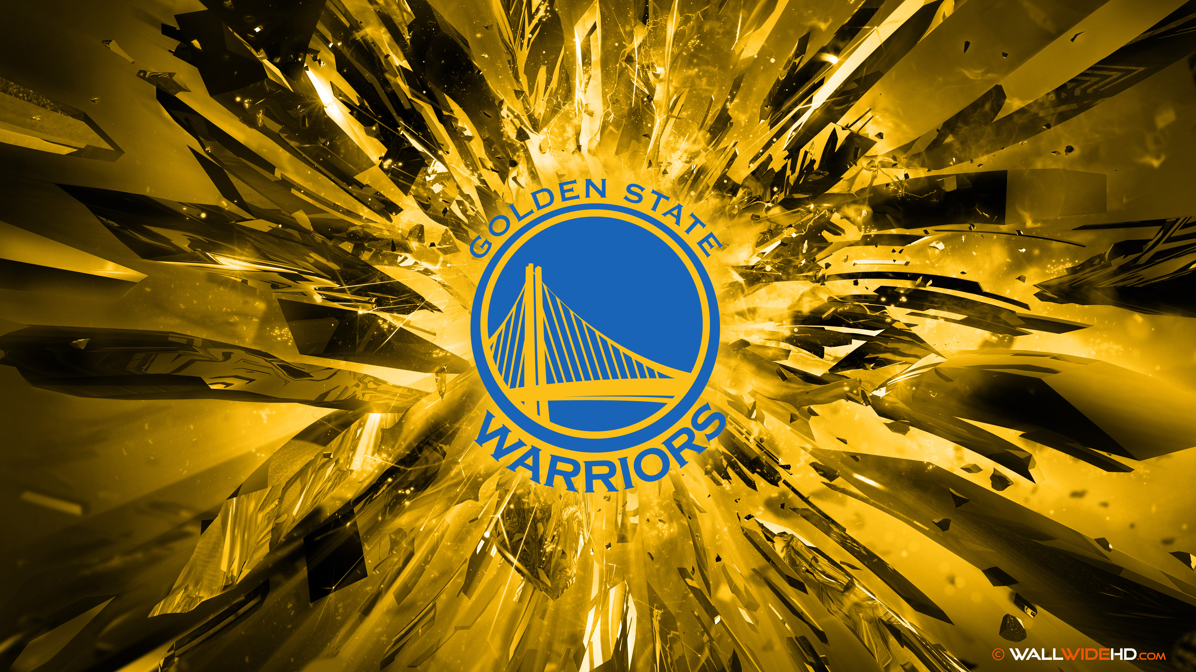 Golden State Warriors Wallpaper Page 1