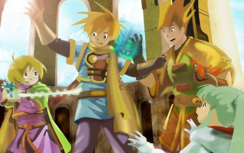 18 Golden Sun HD Wallpapers | Backgrounds - Wallpaper Abyss