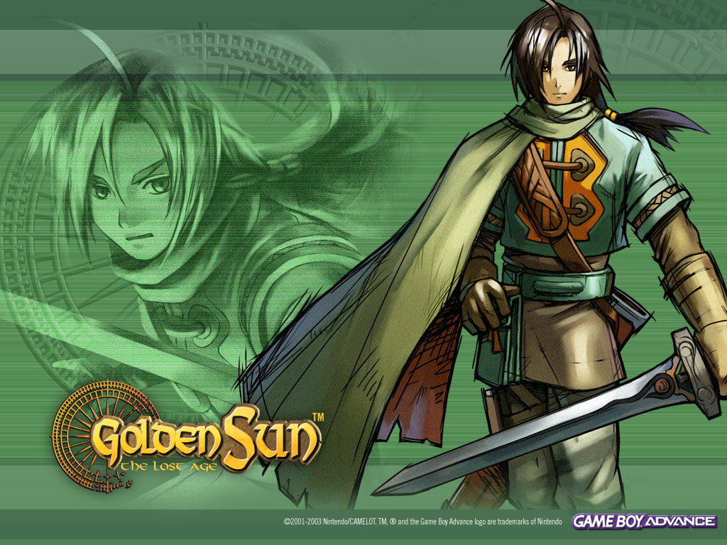 Golden Sun: Felix Wallpaper - official_felix jpg | Games