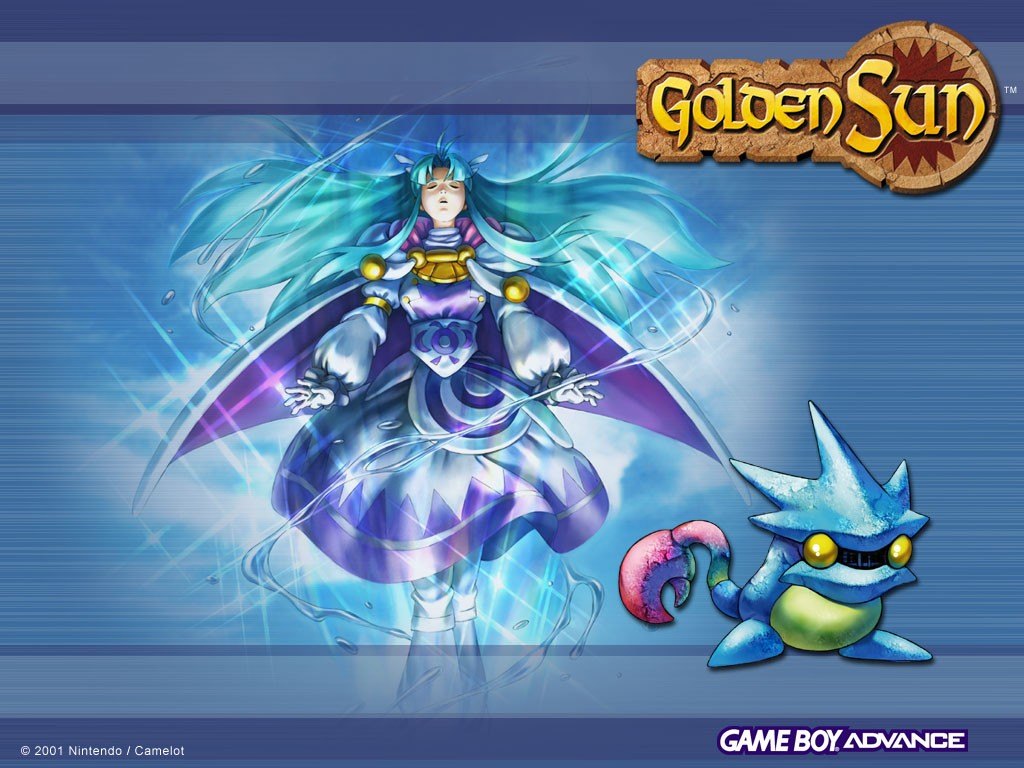 RPG LAND: Golden Sun Wallpapers