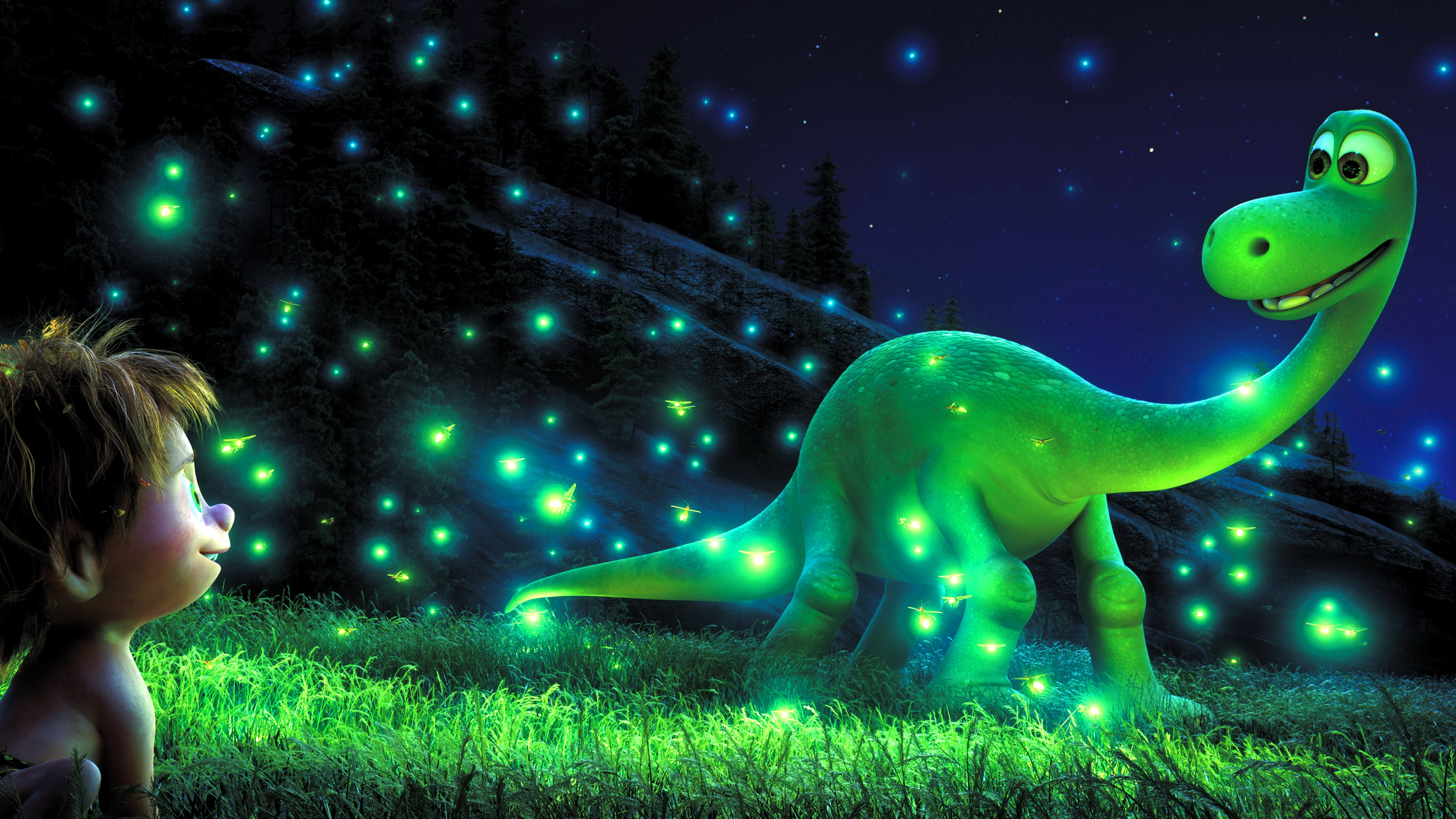 15 The Good Dinosaur HD Wallpapers | Backgrounds - Wallpaper Abyss
