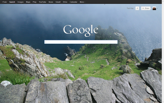 Homepage google background themes - SF Wallpaper