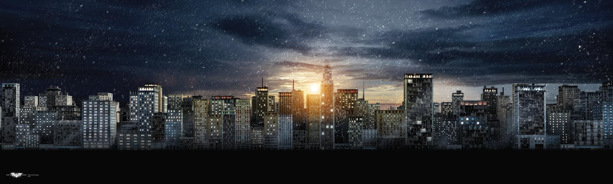 Gotham City Wallpaper Sf Wallpaper
