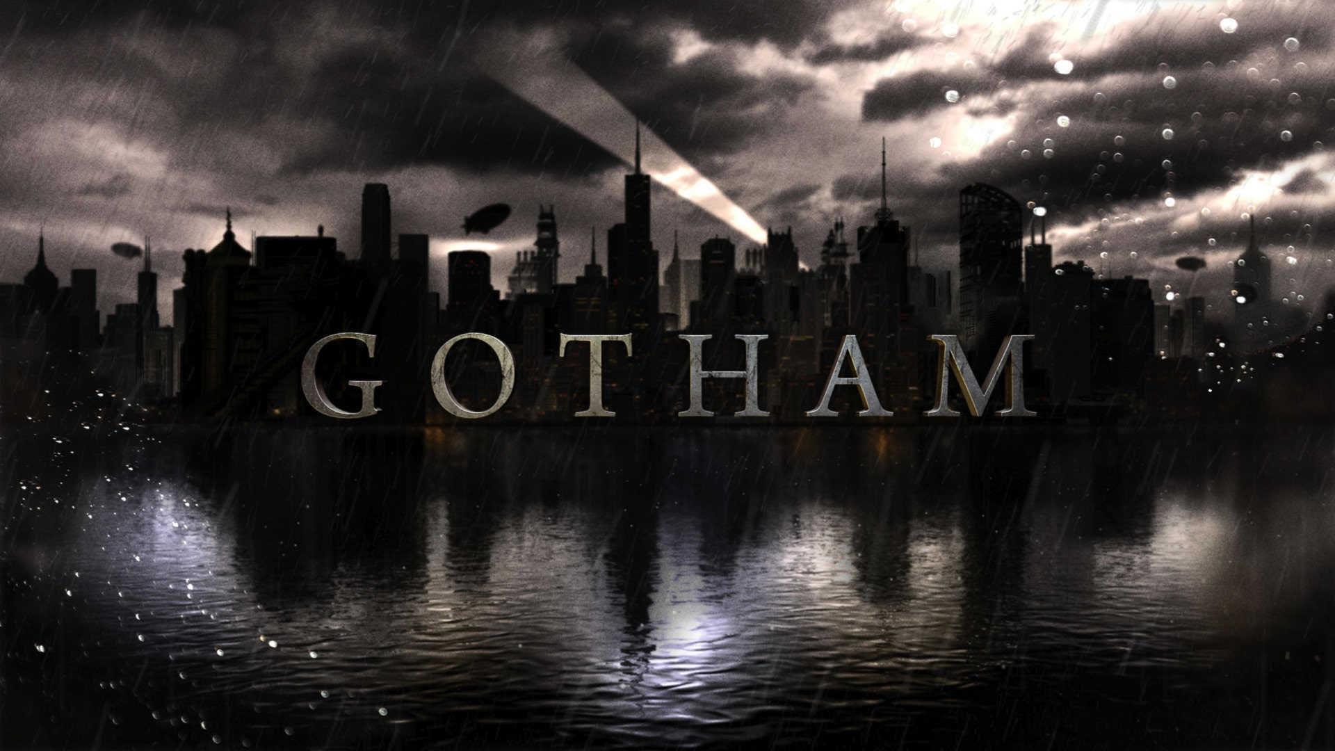 Gotham City By Night